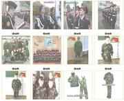 Пошив на заказ формы для кадетов