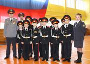 кадетская форма для мвд полиция