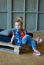 Стильная детская одежда от Каролины Ивановой