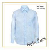 Рубашка прямого силуэта для старшего школьного возраста ТМ