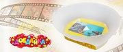 Доедайка – интерактивная видеотарелка для малышей
