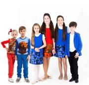 Детская одежда из натуральных материалов