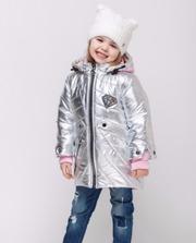 Магазин ТМ «Barbarris» предлагает верхнюю одежду для детей.