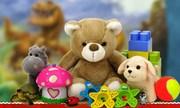 Скидки 50% на развивающие игрушки для детей